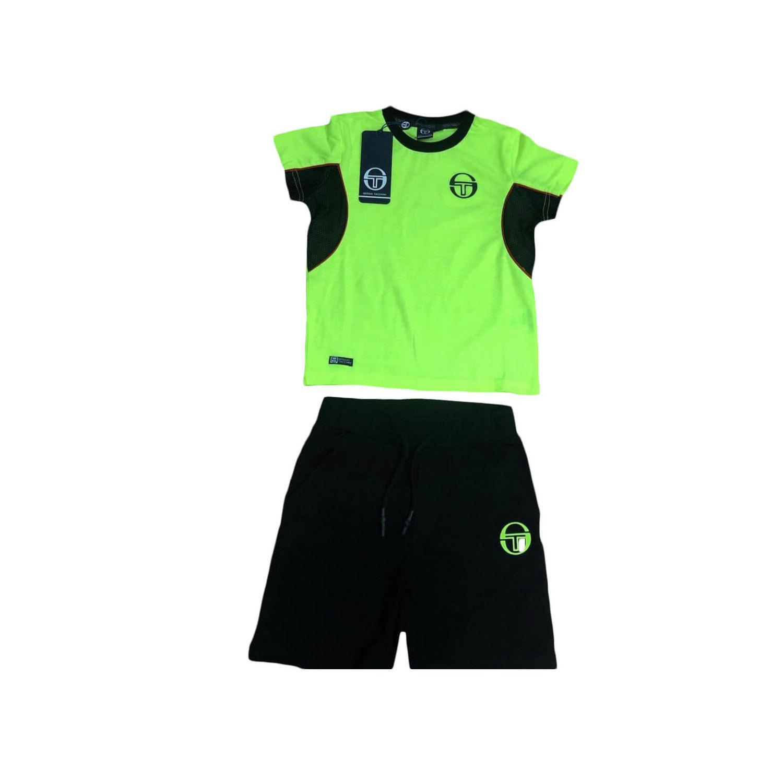Neon Green Uniform