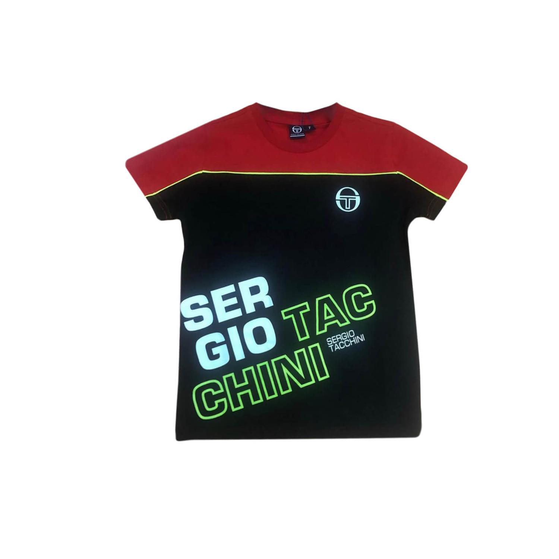 Red Black T-Shirt