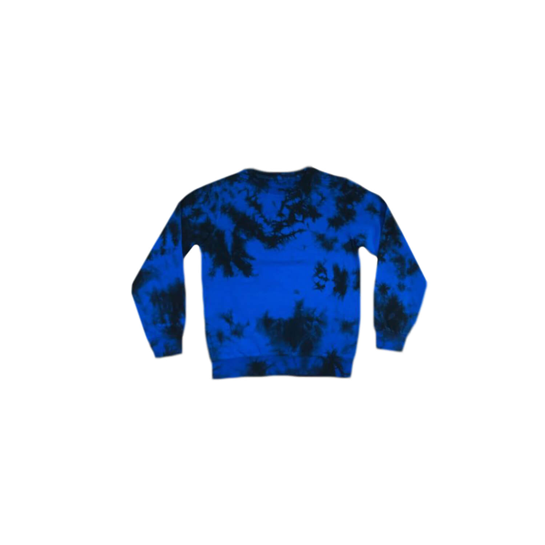 Navy Blue Black Sweat
