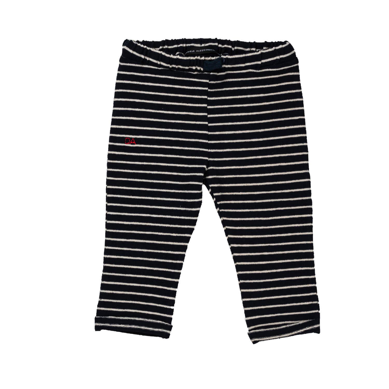 Stripe Patterned Sweatpants