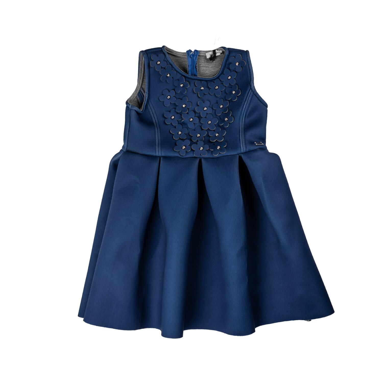 Blue children's dress
