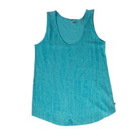 Mint Green Sleeveless T-Shirt